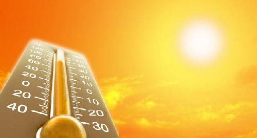 жара, лето