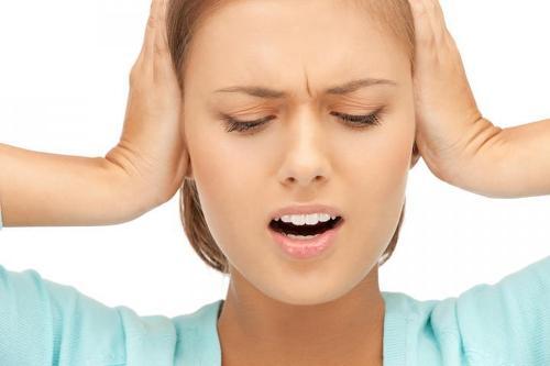 уши, шум, заболевание