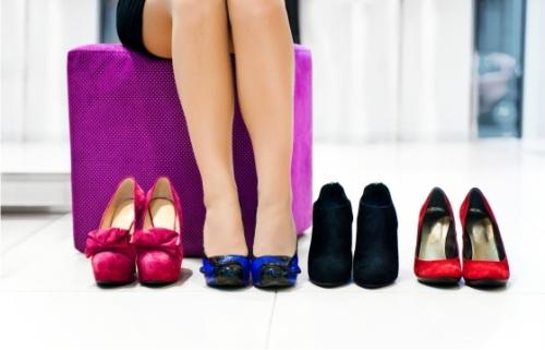 обувь, ноги