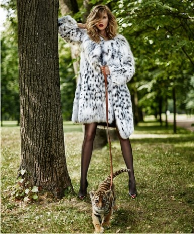 мех, мода, модный сезон, осень зима 2013 2014