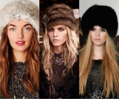 мода, шапки, 2014