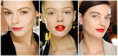 модный макияж, тенденции