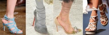мода, каблук, обувь