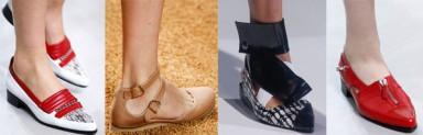 каблуки, модная обувь