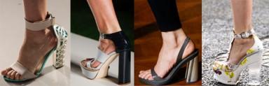 туфли, мода