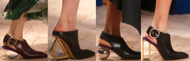 женская обувь, 2015