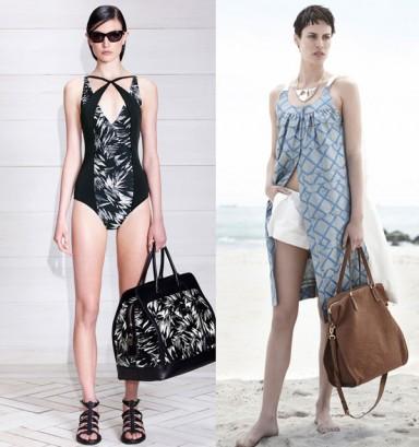 модные сумки, весна-лето 2014