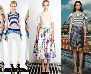 мода, топы, сезон весна лето, resort 2014