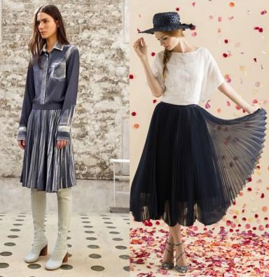 женские юбки, модные юбки, женский гардероб