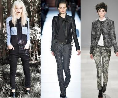 джинсы, мода