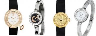 женские часы, классические часы, ременшки часов, модные цвета