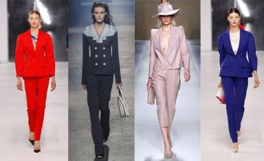 женский костюм, мода 2014, женские пиджаки, мужской стиль