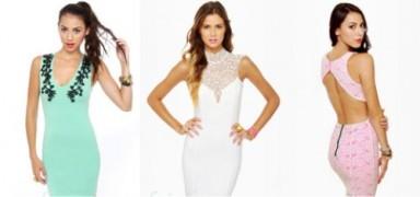 подростковая мода, стильные платья, мода 2014