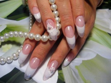 ногти, наращивание