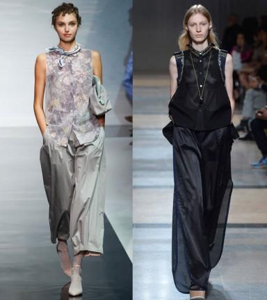модные брюки, мода 2014, спортивный стиль, бриджи