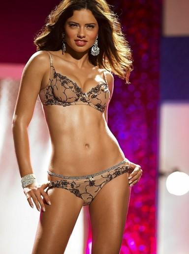 Адриана Лима, топ модель