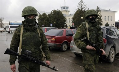 Крым, Украина, Россия, политика