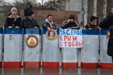 Аксенов, Крым, Константинов, российские войска, Гоблин