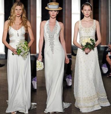 платья, свадебная мода, мода 2015