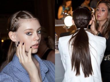 карвинг, укладка волос, прическа, локон