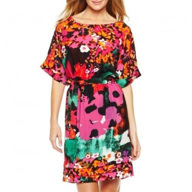 платья, мода, весна 2014