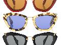 очки, сезон 2014, лето, солнцезащитные очки, УФ защита