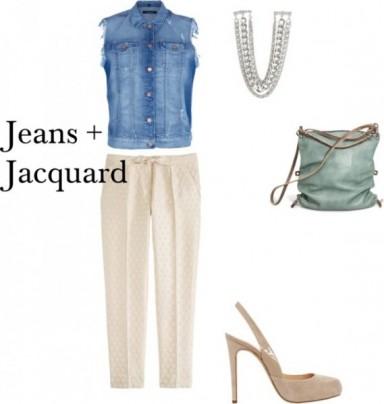 мода, стиль, сочетание одежды, ткани, статья