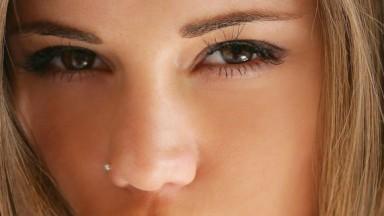пирсинг, красота, пирсинг носа, бижутерия, серьги