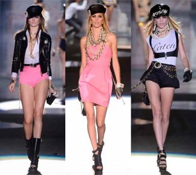 модный тренд, сезон весна лето, принты