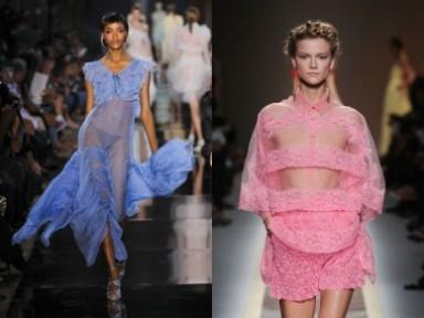 модная одежда, весна-лето 2014