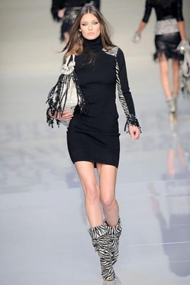 платья, Аззедин Алайя, облегающее платье, тренд