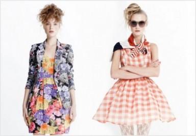 винтаж, стиль, модный дом