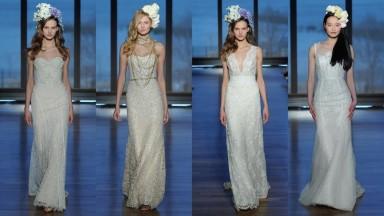 свадебное платье, фата, дизайнер, бренд, Ines Di Santo