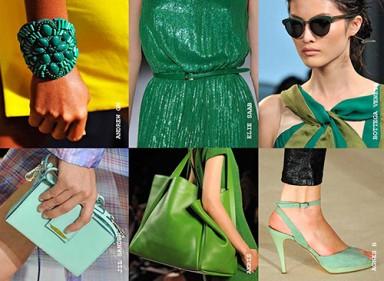тренд, мода, цвета
