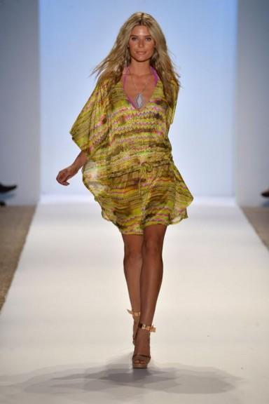 пляжные платья, мода 2014, тренд