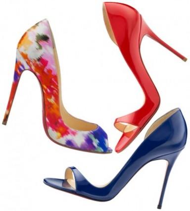 обувь, Christian Louboutin