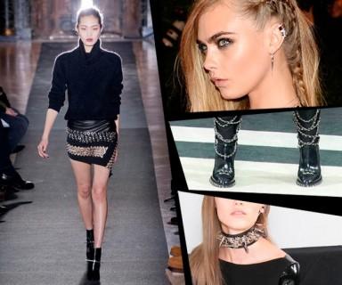 тренд, мода, осень 2014