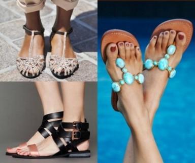 сандалии, обувь