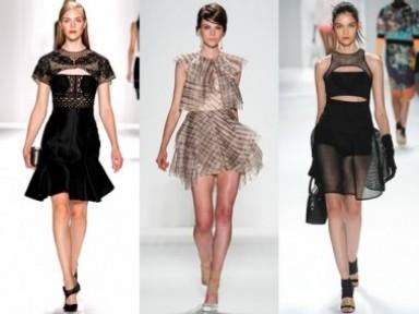 мода на платья