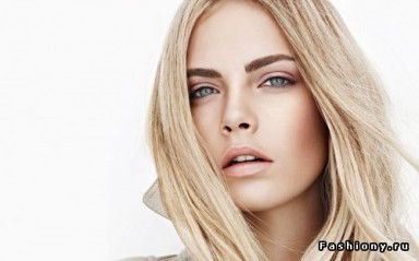 тренды макияжа сезона весна-лето 2014