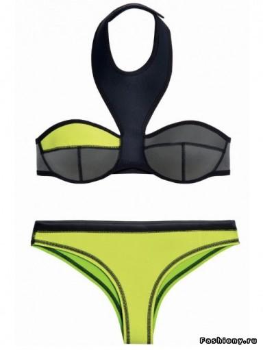 пляжная одежда, купальник