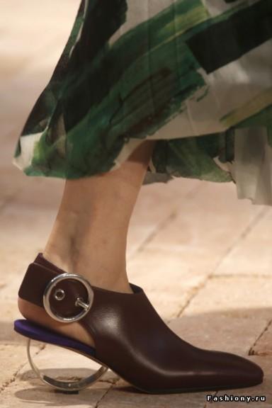каблуки, весны-лето 2014