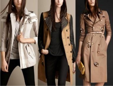 мода, женские плащи