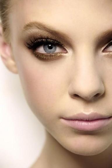 модный макияж весны и лета 2014