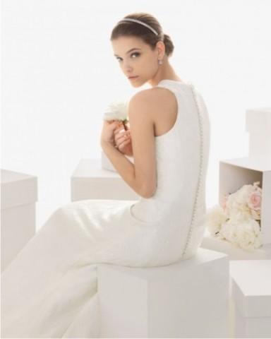 мода, свадебные платья, тренды 2013 2014