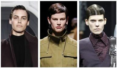 тренд, волосы, брови