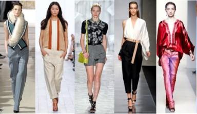 мода, весна 2015