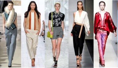 мода, лето 2015