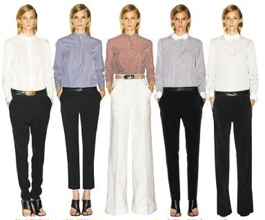 брюки, мода