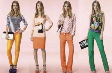 мода, весна лето